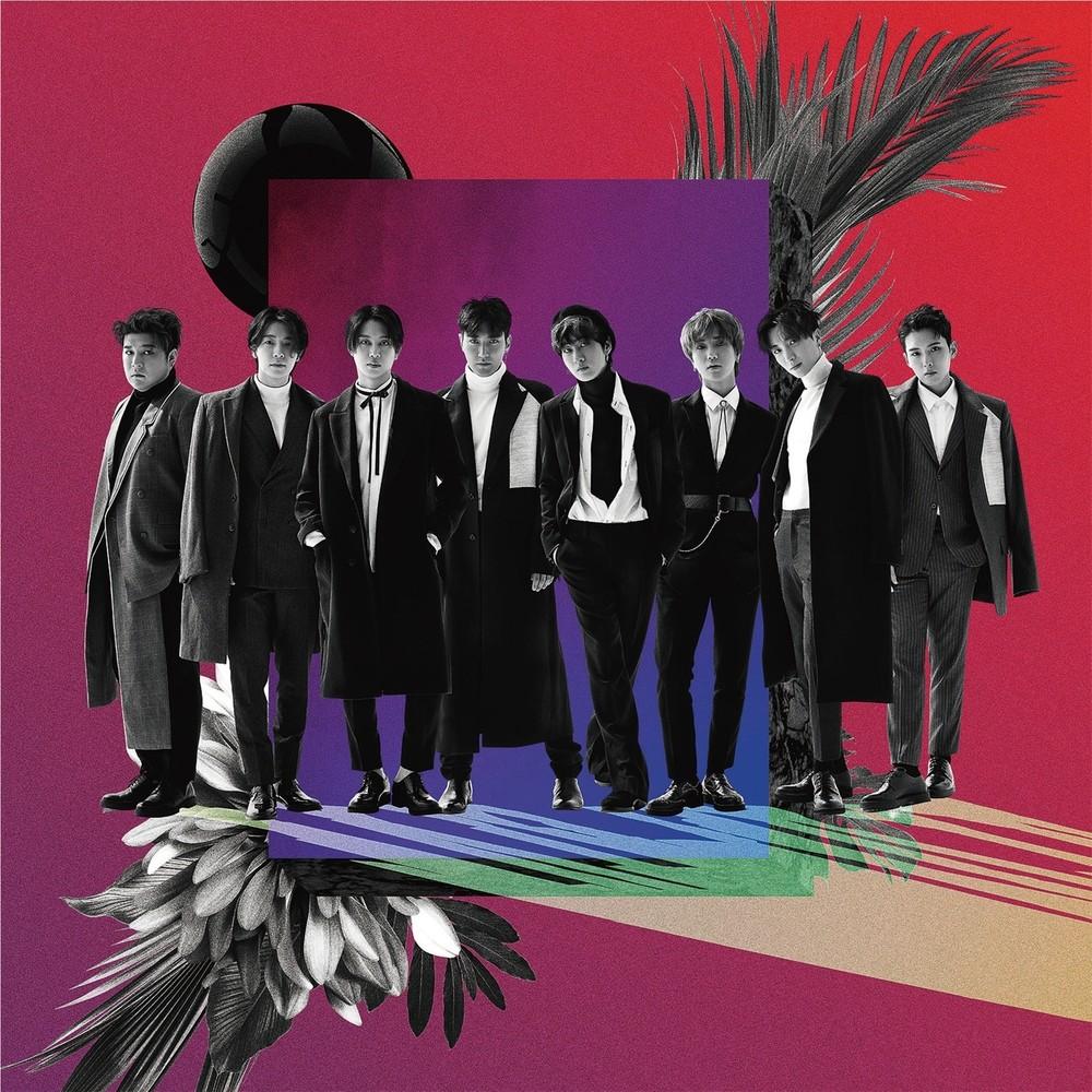 Super Junior (슈퍼주니어) – One More Time (Japanese Ver.) [FLAC + AAC 256 / WEB] [2018.11.28]