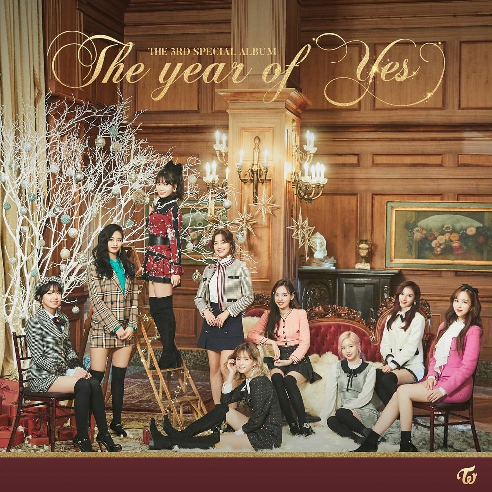 "TWICE (트와이스) – The year of ""YES"" [24bit Lossless + MP3 320 / WEB]  [2018.12.12]"