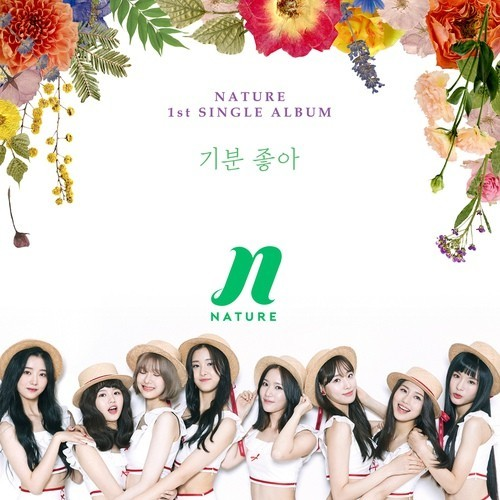 NATURE (네이처) – Girls and Flowers (기분 좋아) [FLAC / 24bit Lossless / WEB]  [2018.08.03]