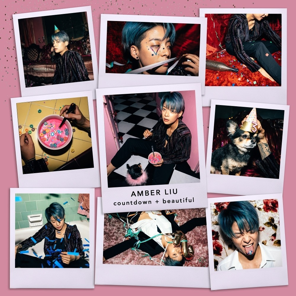 Amber Liu (엠버) – countdown + beautiful [FLAC + MP3 320 / WEB] [2018.11.30]