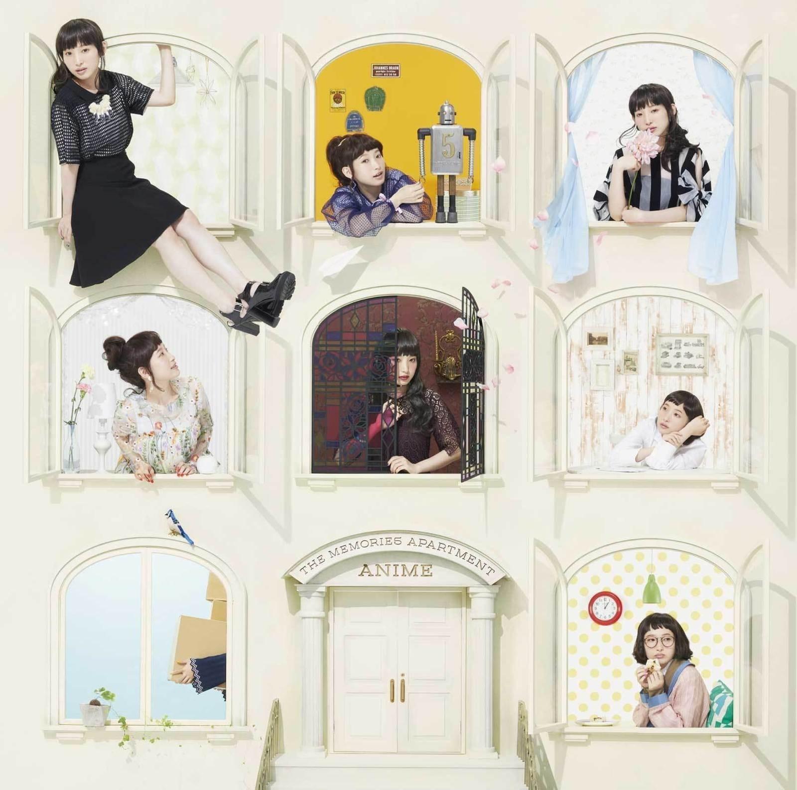 南條愛乃 (Yoshino Nanjo) – 南條愛乃 ベストアルバム THE MEMORIES APARTMENT – Anime –  [Mora FLAC 24bit/48kHz]