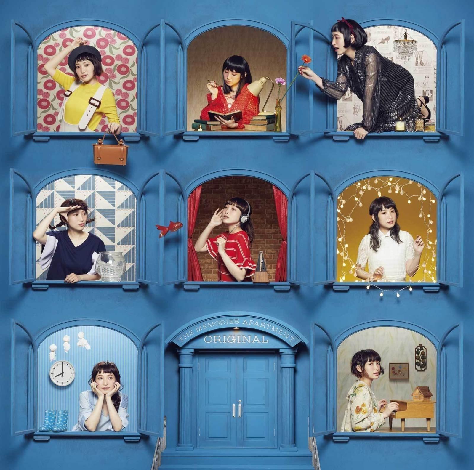 南條愛乃 (Yoshino Nanjo) – 南條愛乃 ベストアルバム THE MEMORIES APARTMENT – Original – [Mora FLAC 24bit/48kHz]