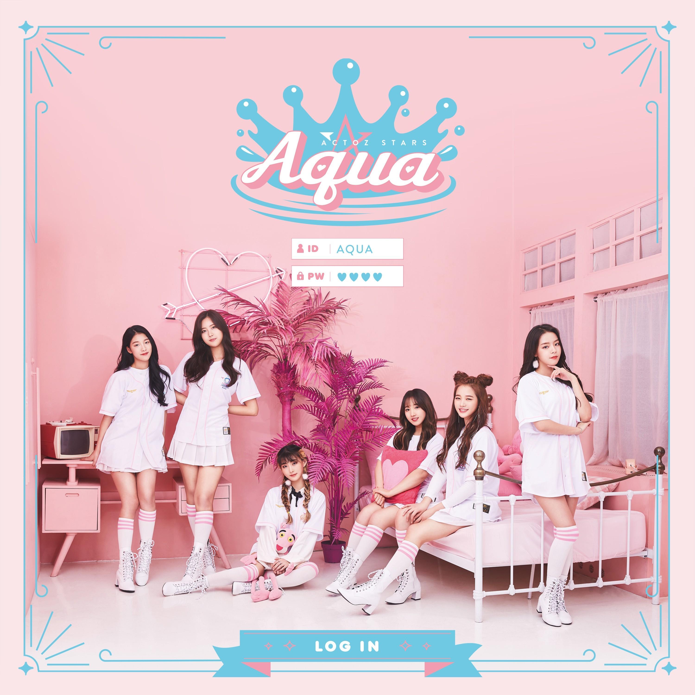 AQUA (아쿠아) – Log In [24bit Lossless + MP3 320 / WEB] [2018.11.17]