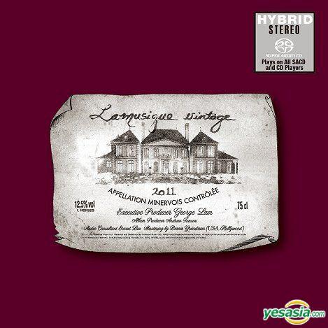 林子祥 (George Lam) – Lamusique Vintage (2011/2017) SACD ISO