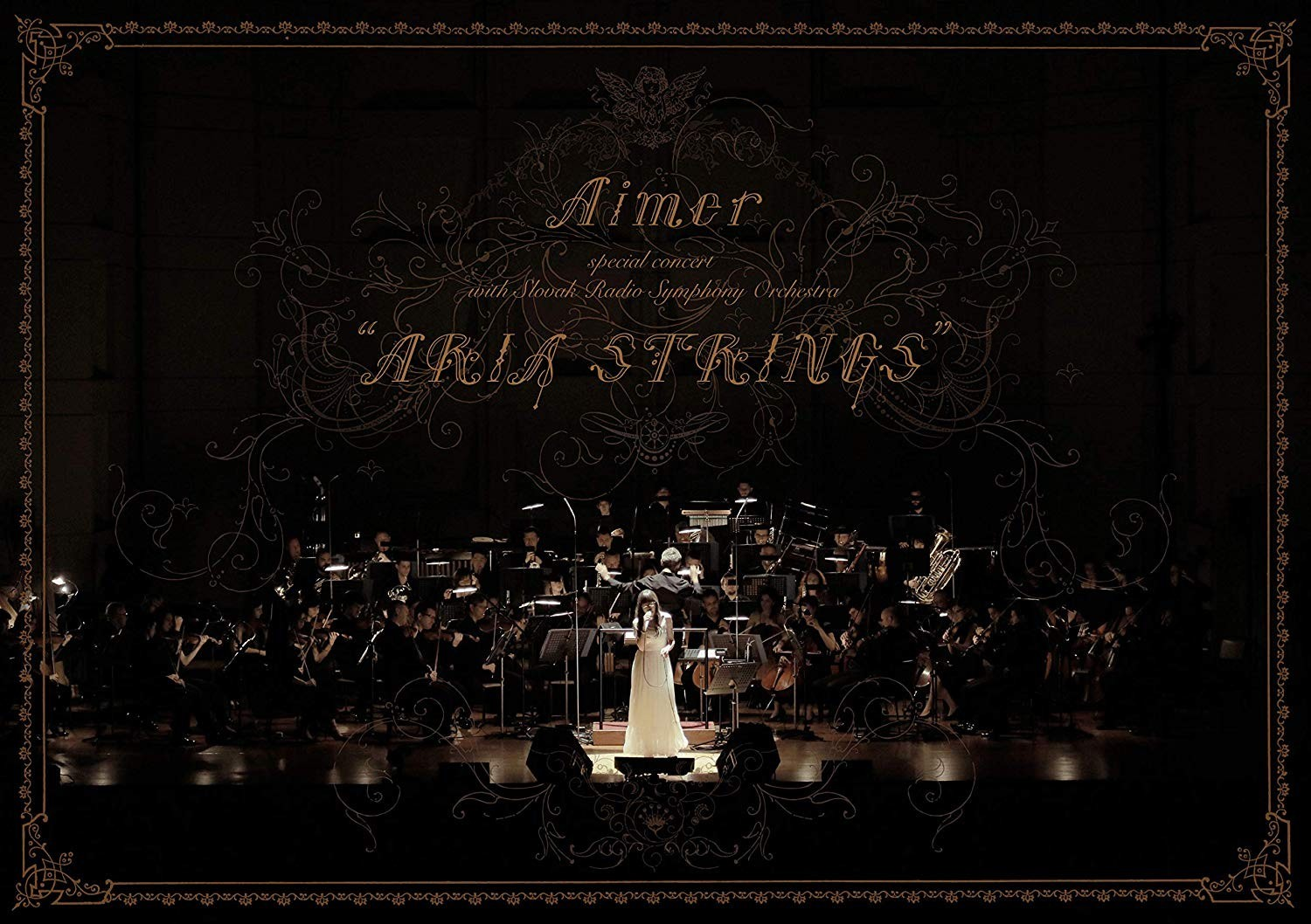 "Aimer – Aimer special concert with スロヴァキア国立放送交響楽団 ""ARIA STRINGS"" [FLAC + MP3 320 + Blu-Ray ISO] [2018.10.31]"