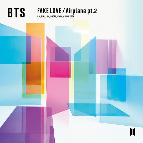 BTS (방탄소년단) – FAKE LOVE / Airplane pt.2 [FLAC + AAC 256 / WEB] [2018.11.07]
