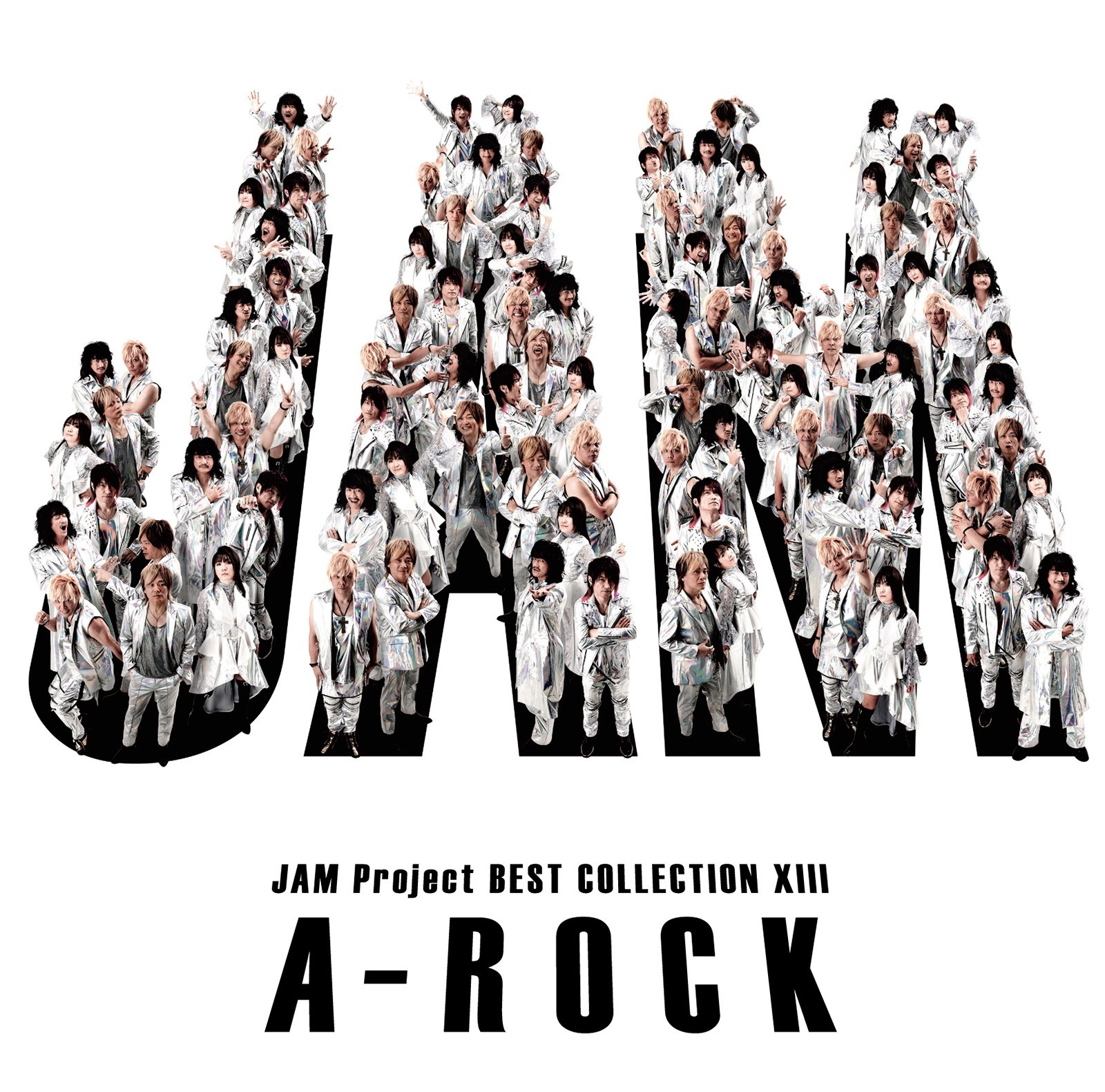 JAM Project – A-ROCK ~JAM Project BEST COLLECTION XIII~  [24bit Lossless + MP3 320 / WEB] [2018.10.31]