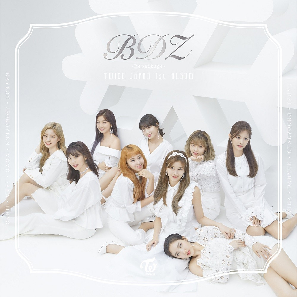 TWICE (트와이스) – BDZ -Repackage- [CD FLAC + DVD ISO] [2018.12.26]