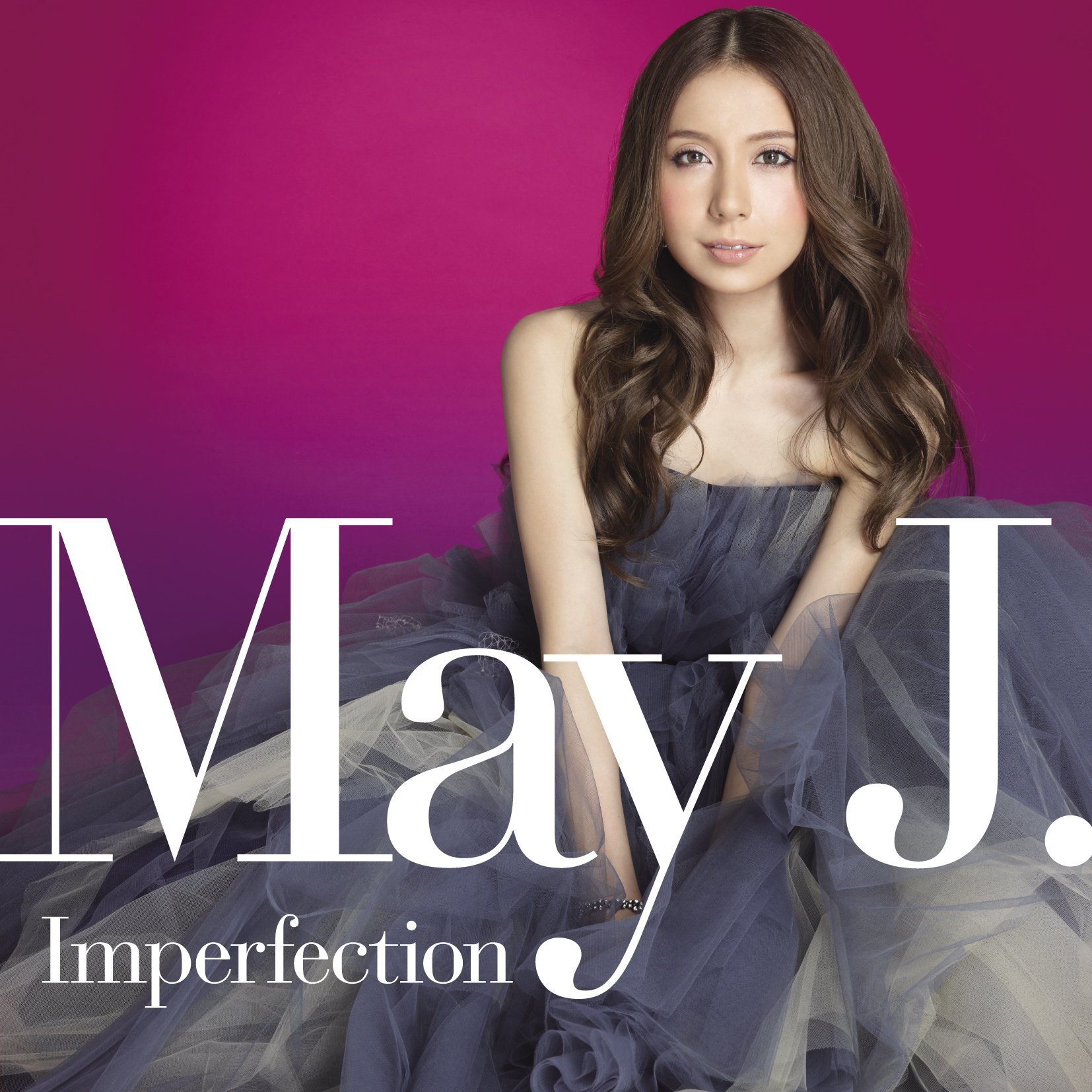 May J. – Imperfection [FLAC / 24bit Lossless / WEB] [2014.10.08]
