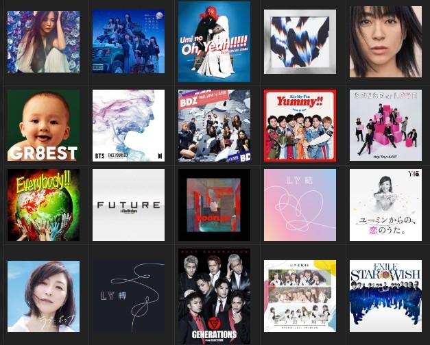 Oricon 2018 SINGLE TOP 100 [MP3 VBR / CD] [2018] – J-pop