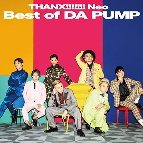 DA PUMP – THANX!!!!!! Neo Best of DA PUMP [MP3 320 / CD] [2018.12.12]