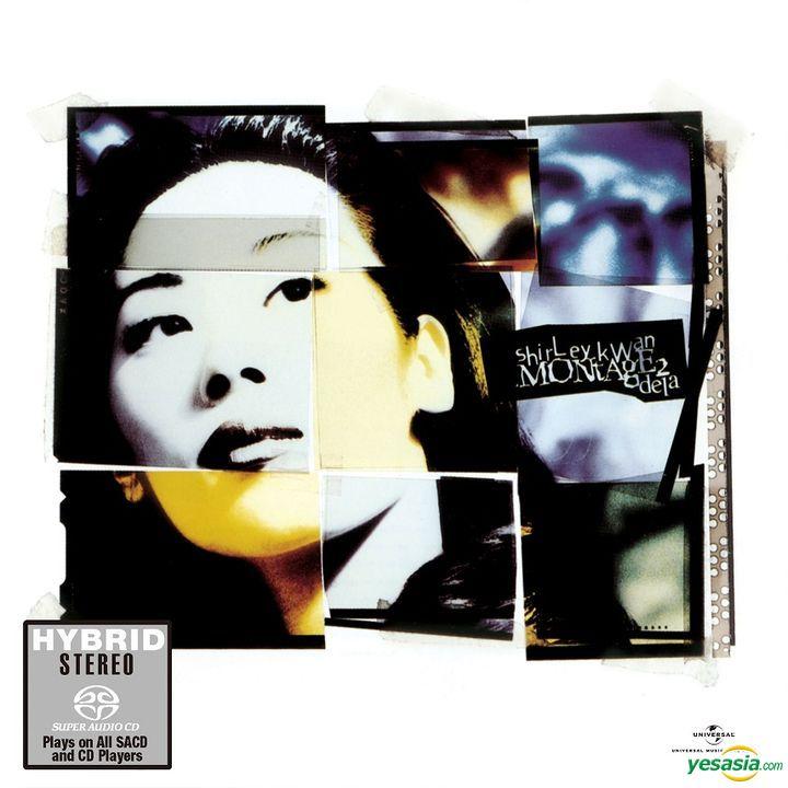 關淑怡 (Shirley Kwan) – Montage II (1993/2018) SACD ISO