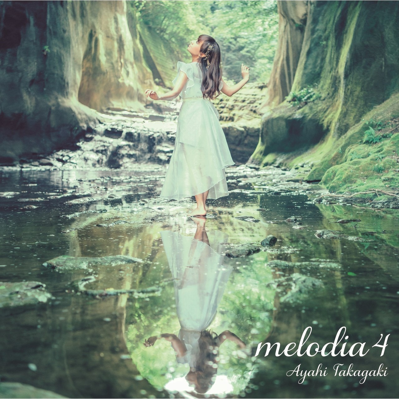 高垣彩陽 (Ayahi Takagaki) – melodia 4 [24bit Lossless + MP3 VBR / WEB]  [2018.09.26]