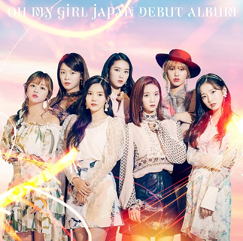 OH MY GIRL (오마이걸) – OH MY GIRL JAPAN DEBUT ALBUM [FLAC + MP3 320 / CD] [2019.01.09]