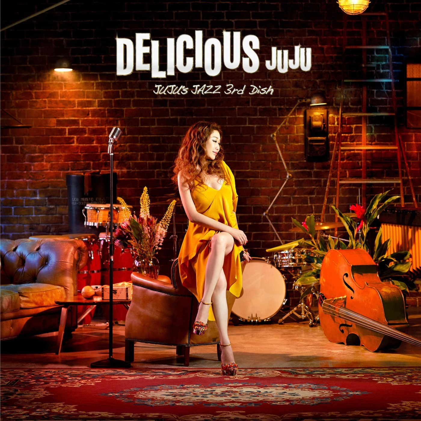 JUJU – DELICIOUS ~JUJU's JAZZ 3rd Dish~ [FLAC + MP3 320 / WEB] [2018.12.05]