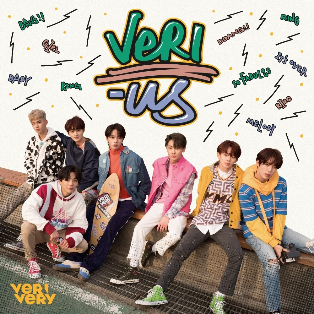 VERIVERY – VERI-US [FLAC+ MP3 320 / WEB] [2019.01.09]