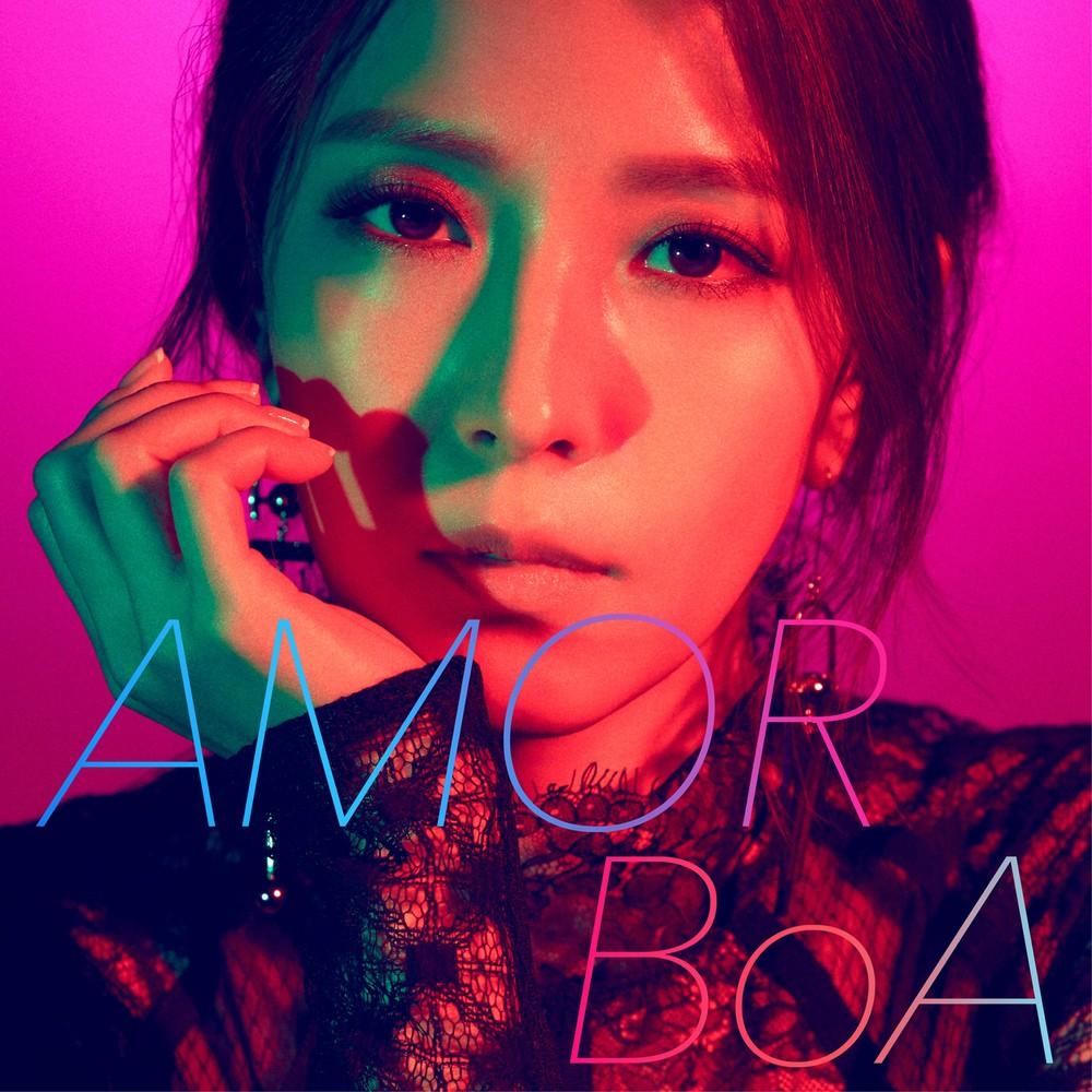 BoA (보아) – AMOR [FLAC + AAC 256 / WEB] [2018.12.26]