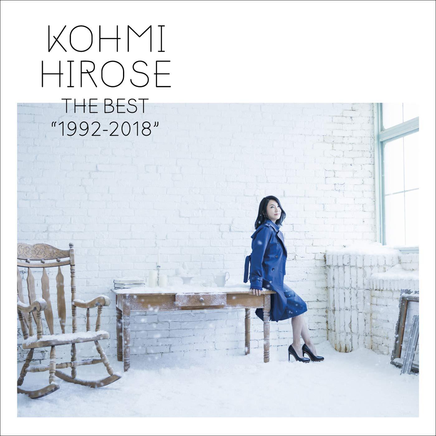 """広瀬香美 (Kohmi Hirose) – THE BEST """"1992-2018"""" [MP3 320 / WEB] [2019.01.23]"""