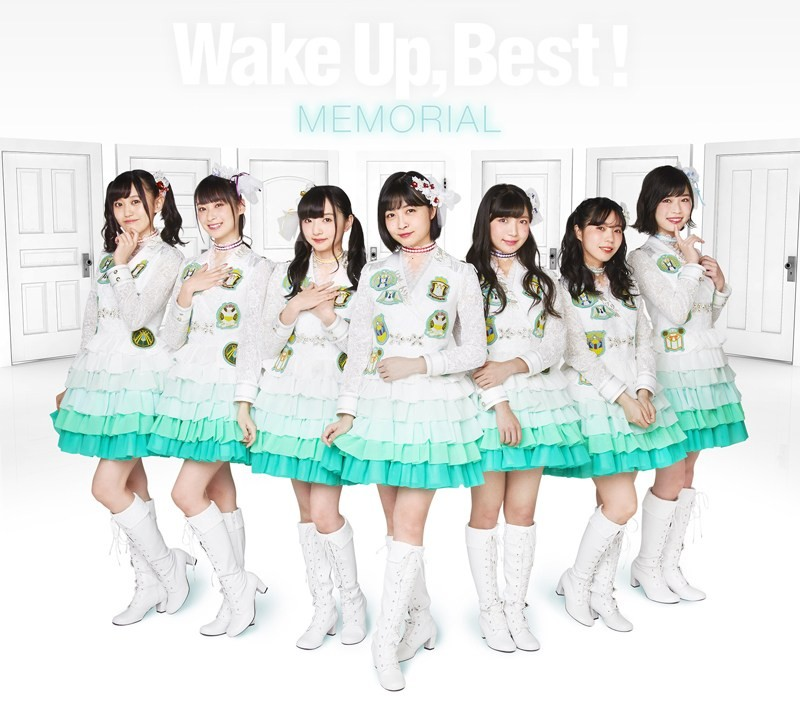 Wake Up, Girls! – Wake Up, Best! MEMORIAL [CD FLAC + Blu-Ray ISO] [2019.01.23]