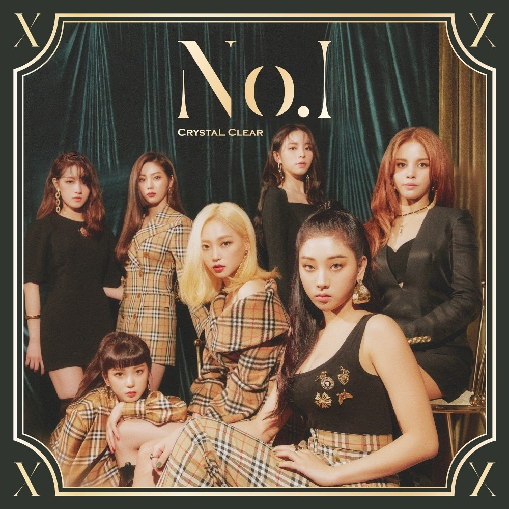 CLC (씨엘씨) – No.1 [FLAC + MP3 320 / WEB] [2019.01.30]