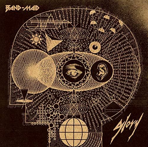 BAND-MAID – Glory [FLAC + MP3 320 / CD] [2019.01.16]