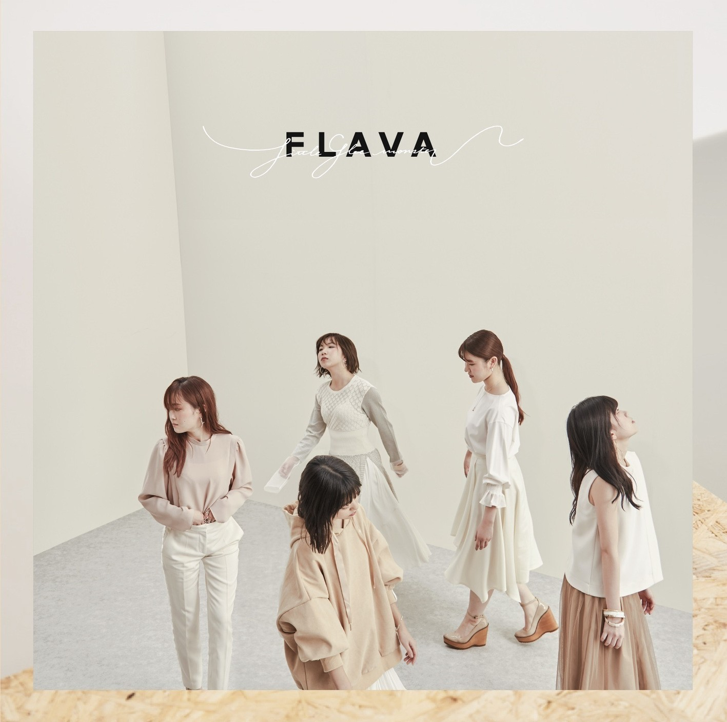 Little Glee Monster – FLAVA [24bit Lossless + MP3 320 / WEB] [2019.01.16]