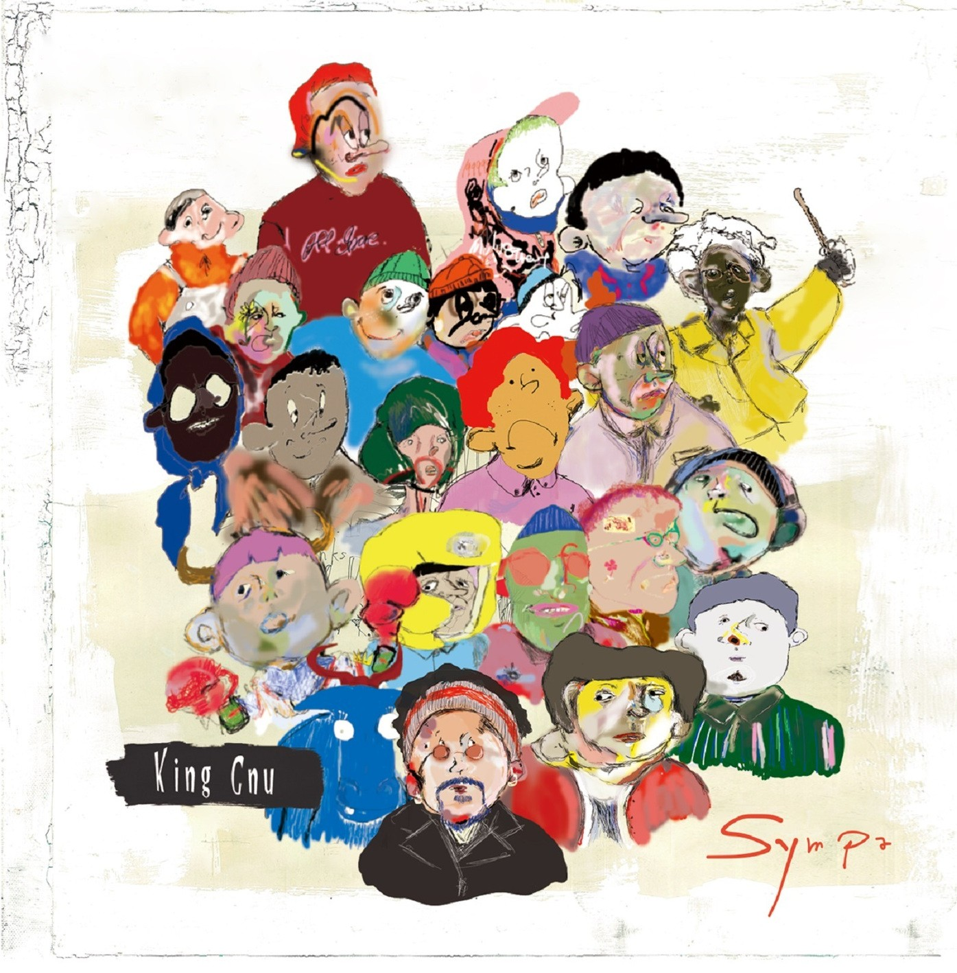 King Gnu – Sympa [24bit Lossless + MP3 VBR / WEB] [2019.01.16]