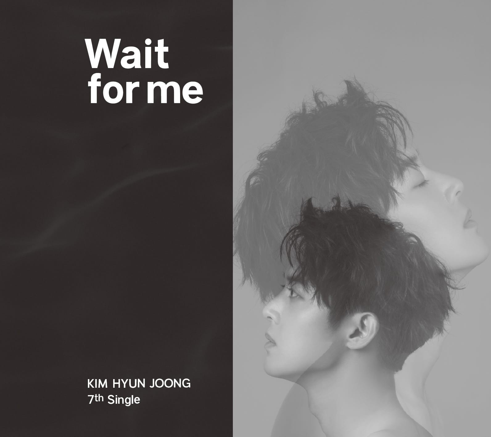 Kim Hyun Joong (김현중) – Wait for me [FLAC + AAC / CD] [2018.09.26]