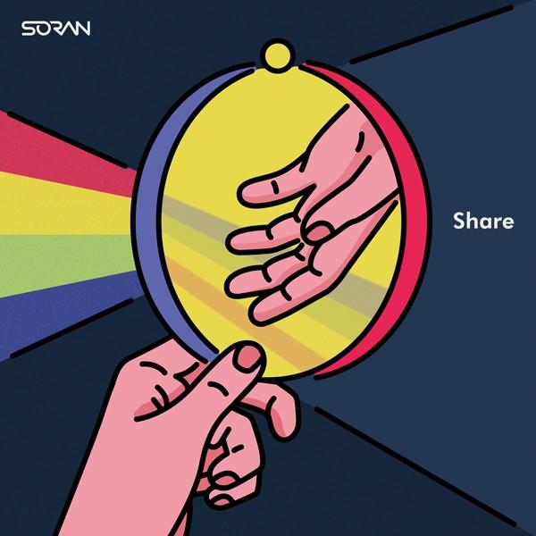 Soran (소란) – Share [FLAC / WEB] [2018.12.06]