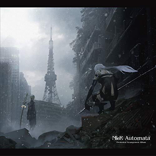 岡部啓一 (Keiichi Okabe) – NieR:Automata Orchestral Arrangement Album [Mora FLAC 24bit/96kHz]