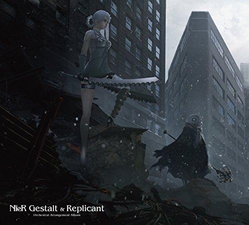 岡部啓一 (Keiichi Okabe) – NieR Gestalt & Replicant Orchestral Arrangement Album [Mora FLAC 24bit/96kHz]