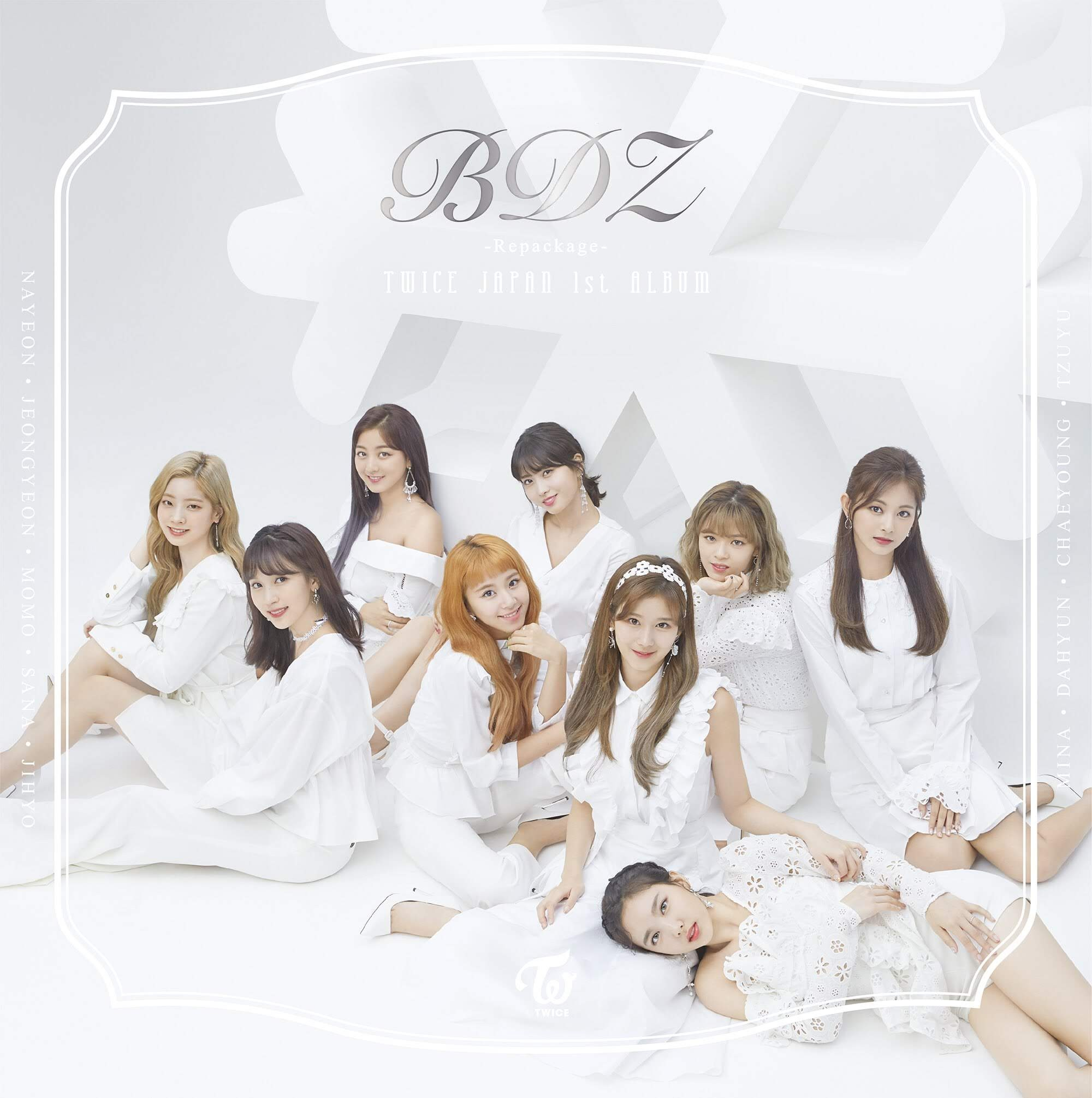 TWICE (트와이스) – BDZ -Repackage- [FLAC + MP3 320 + DVD ISO] [2018.12.26]