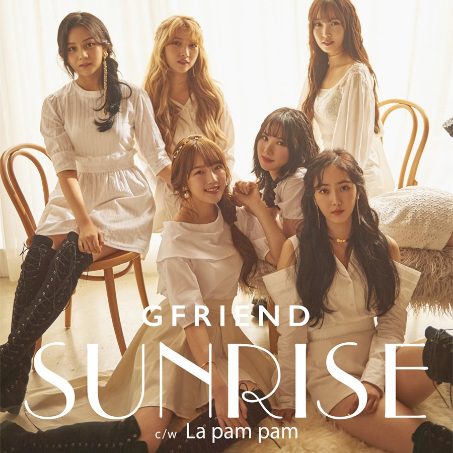 GFRIEND (여자친구) – SUNRISE [FLAC + MP3 320 + DVD ISO] [2019.02.13]