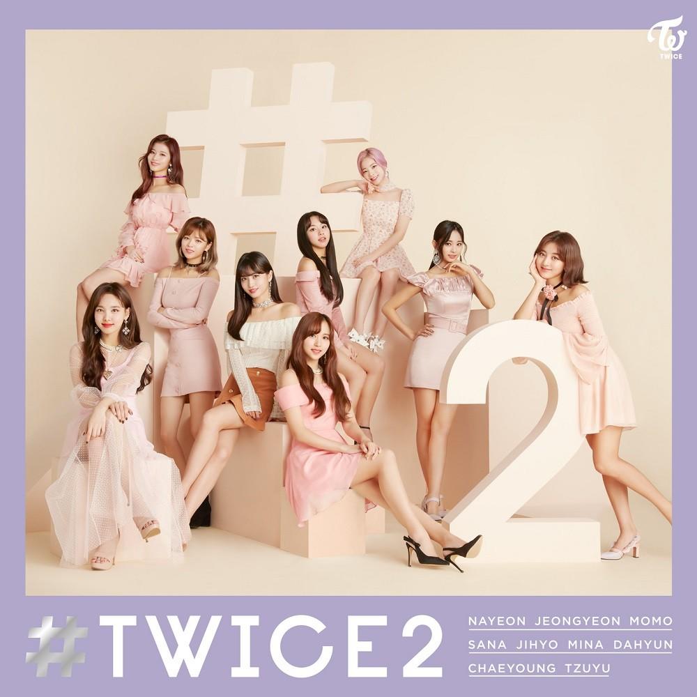 TWICE – #TWICE2 [FLAC + MP3 320 / WEB] [2019 03 06] – J-pop