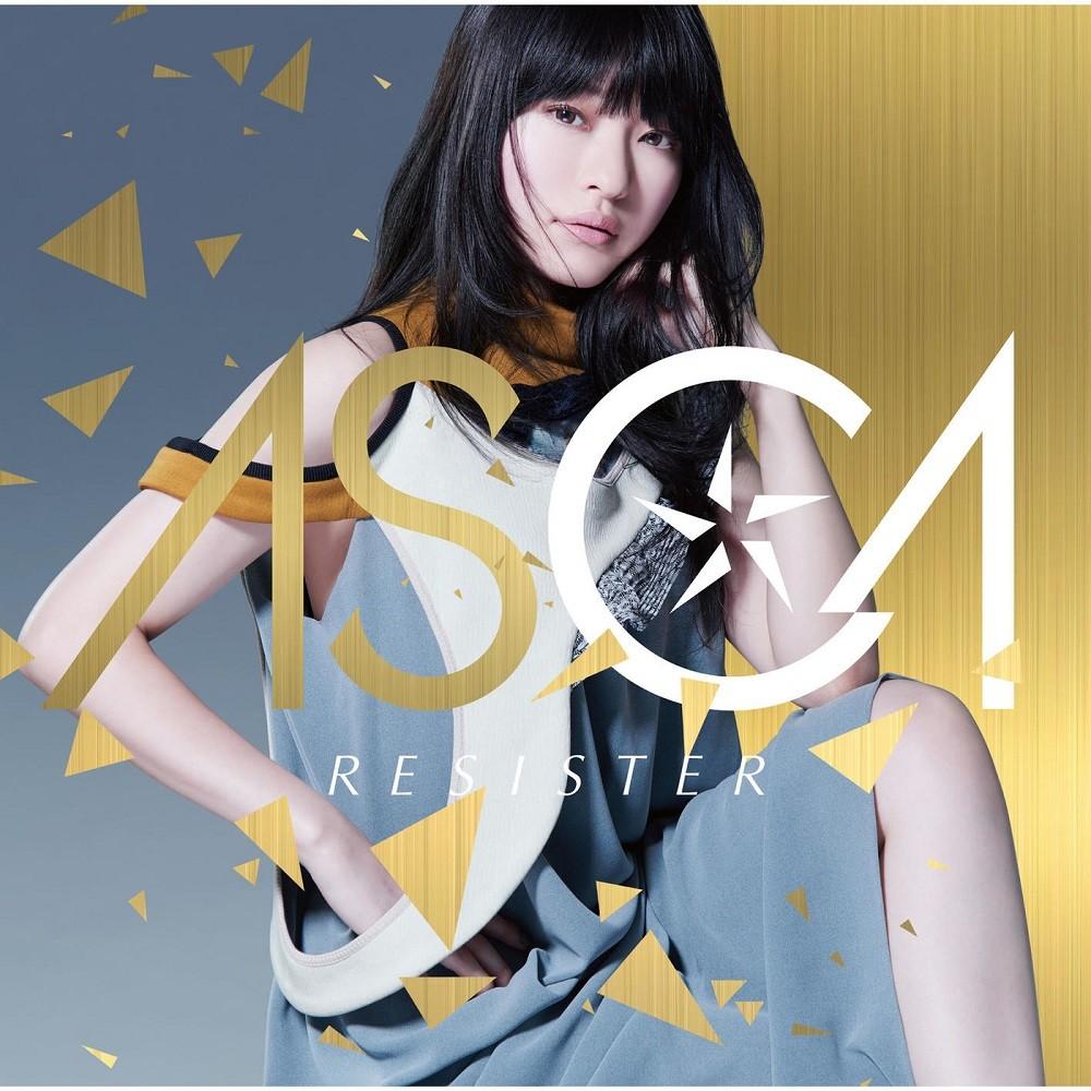 ASCA – RESISTER [FLAC + MP3 320 / WEB] [2019 02 27] – J-pop Music