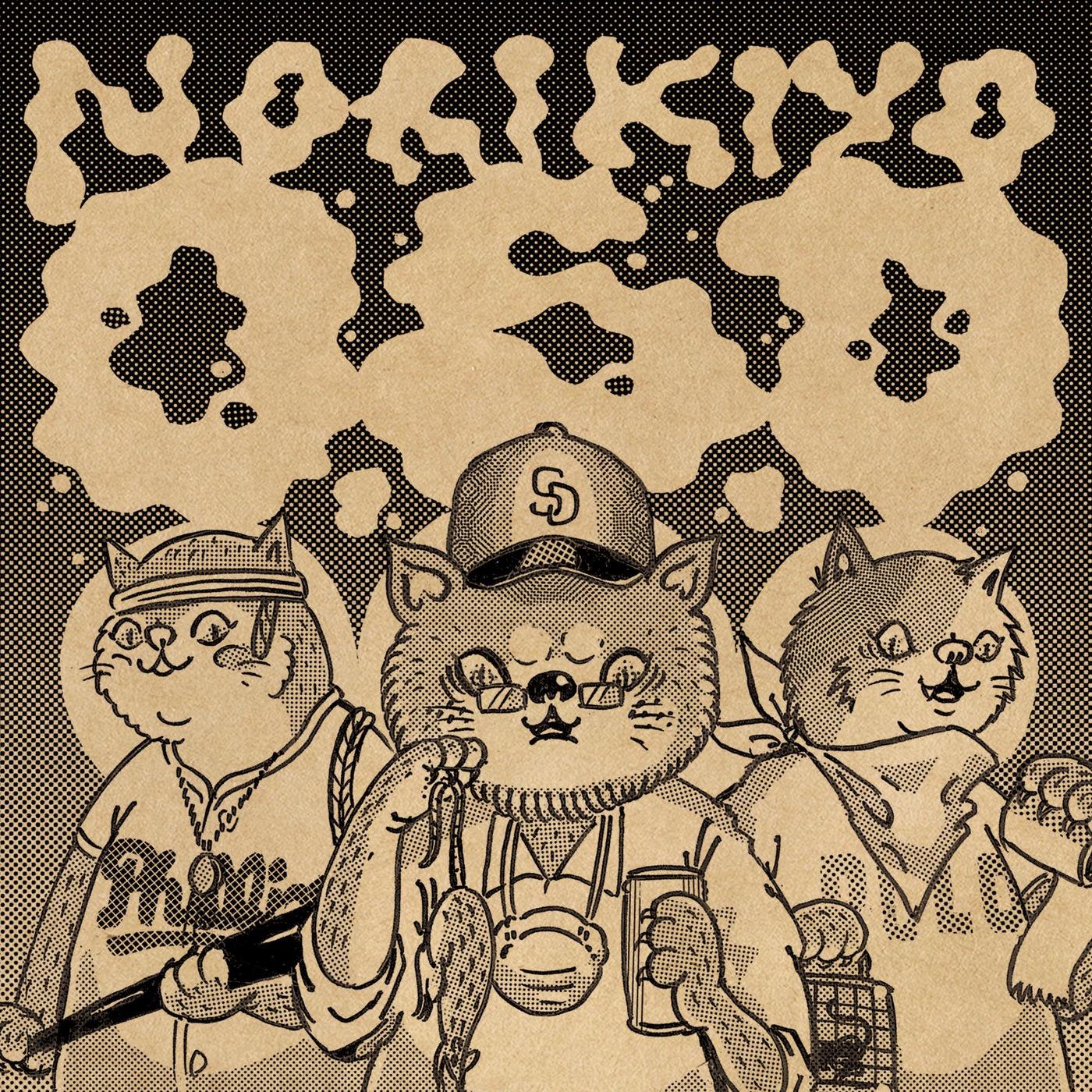 Norikiyo – O.S.D. ~Old School Discipline~ [FLAC / WEB] [2019.01.04]