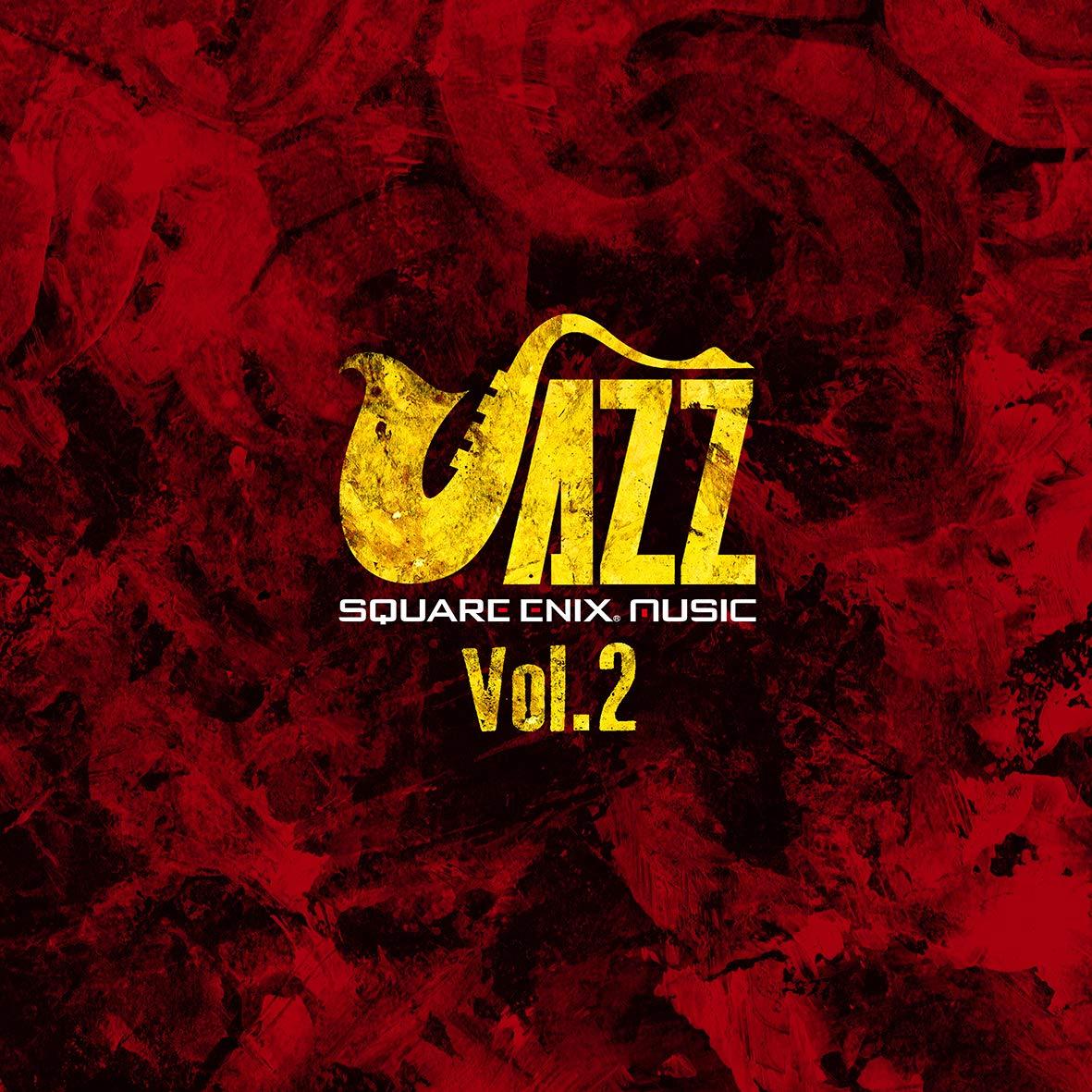 VA – SQUARE ENIX JAZZ Vol.2 [FLAC / CD] [2018.12.19]