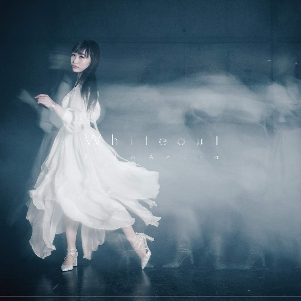安月名莉子 (Riko Azuna) – Whiteout [FLAC + MP3 320 / CD] [2019.02.27]