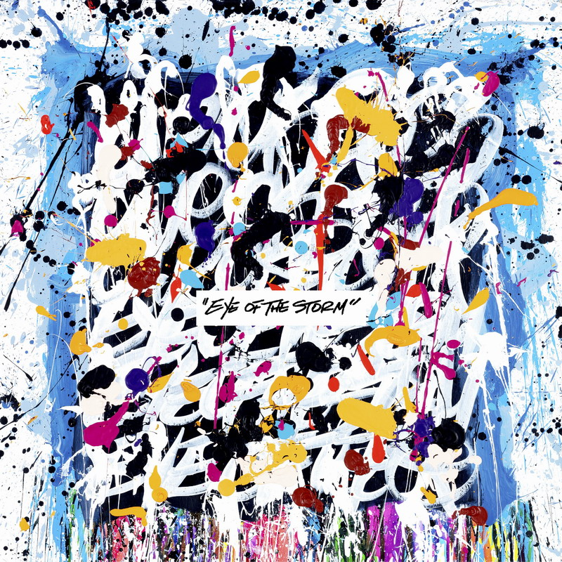 ONE OK ROCK – Eye of the Storm [FLAC + MP3 320 + DVD ISO] [2019.02.13]