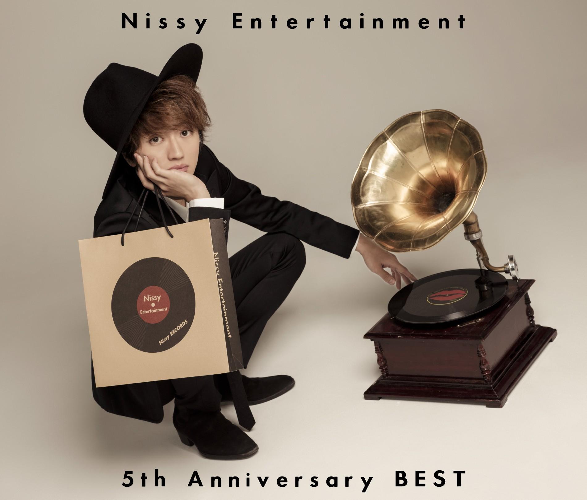 西島隆弘 (Nissy) – Nissy Entertainment 5th Anniversary BEST [FLAC + MP3 320 / WEB] [2019.02.04]