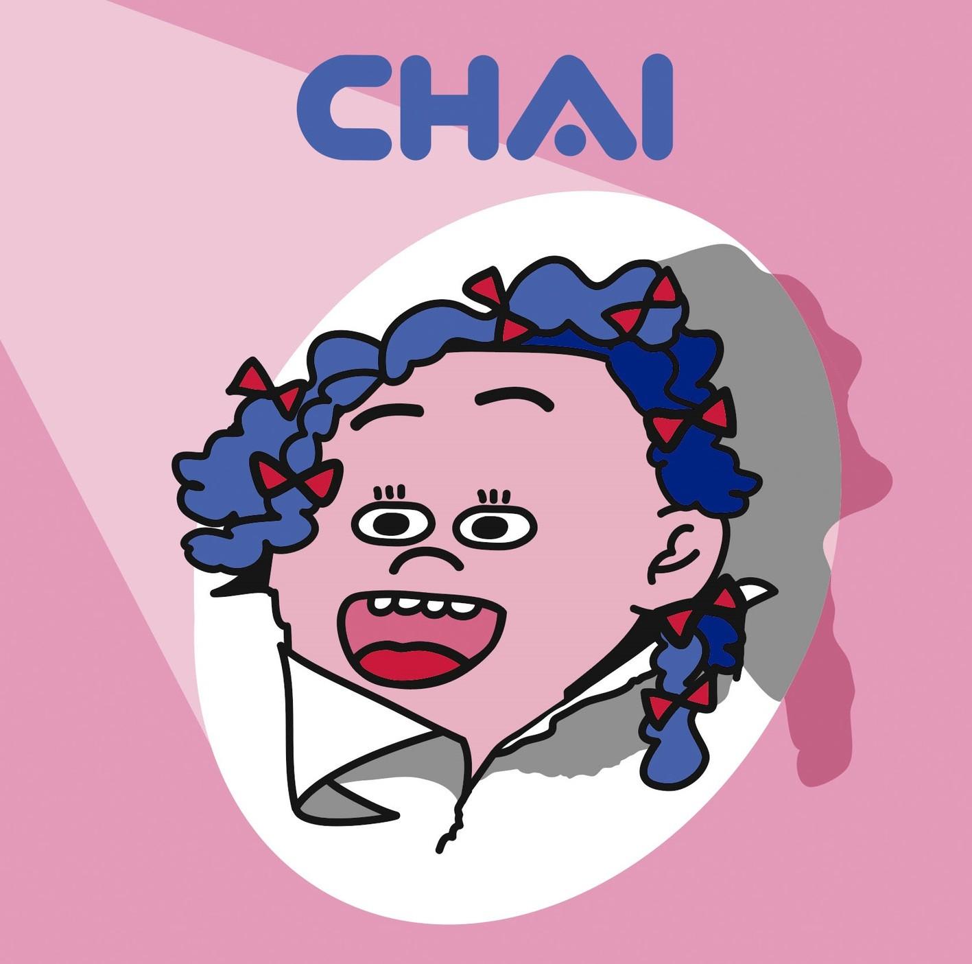CHAI – Punk [FLAC + MP3 VBR / WEB] [2019.02.13]