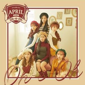 April (에이프릴) – Oh-e-Oh [MP3 320 / WEB] [2019.01.16]