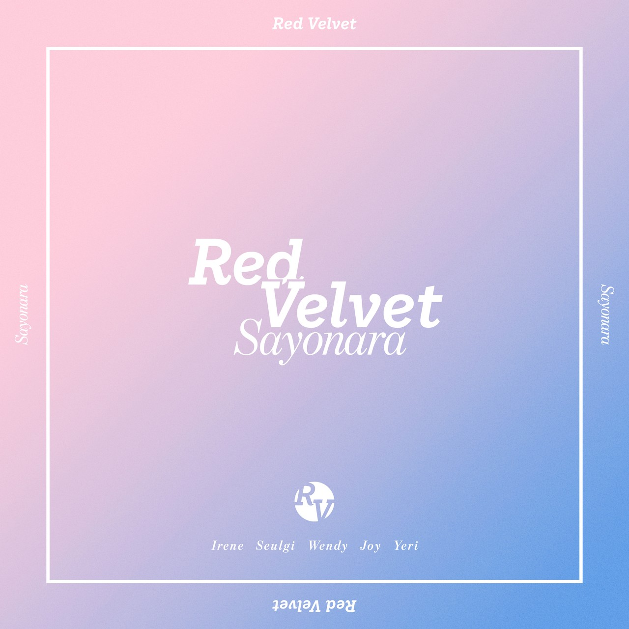 Red Velvet (레드벨벳) – Sayonara [AAC 320 / WEB] [2019.02.20]