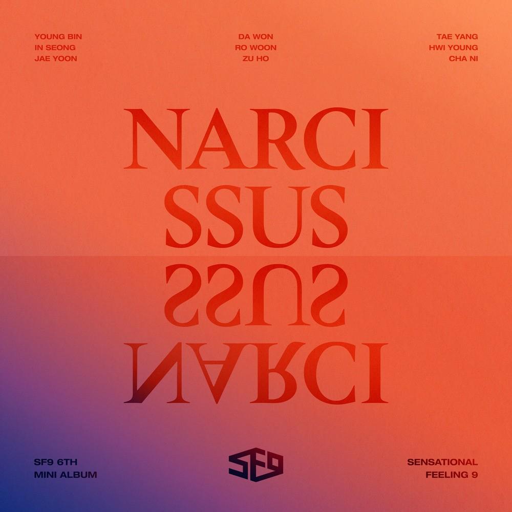 SF9 (에스에프나인) – NARCISSUS [FLAC + MP3 320 / WEB] [2019.02.20]