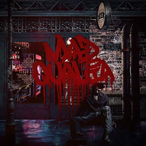 HYDE – Mad Qualia [FLAC + MP3 320 + DVD ISO] [2019.03.20]