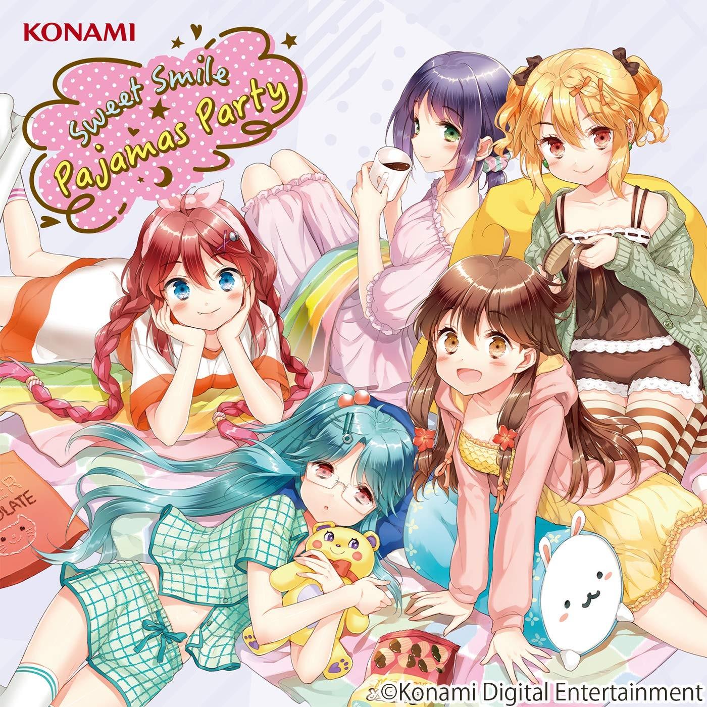 日向美ビタースイーツ♪  – Sweet Smile Pajamas Party [FLAC + MP3 320 / CD] [2019.03.13]