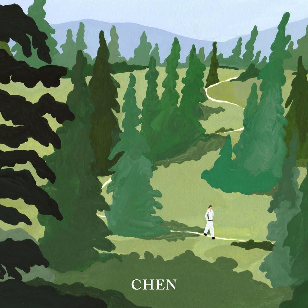 Chen (EXO) – April, and a flower – The 1st Mini Album [FLAC + MP3 320 / WEB] [2019.04.01]