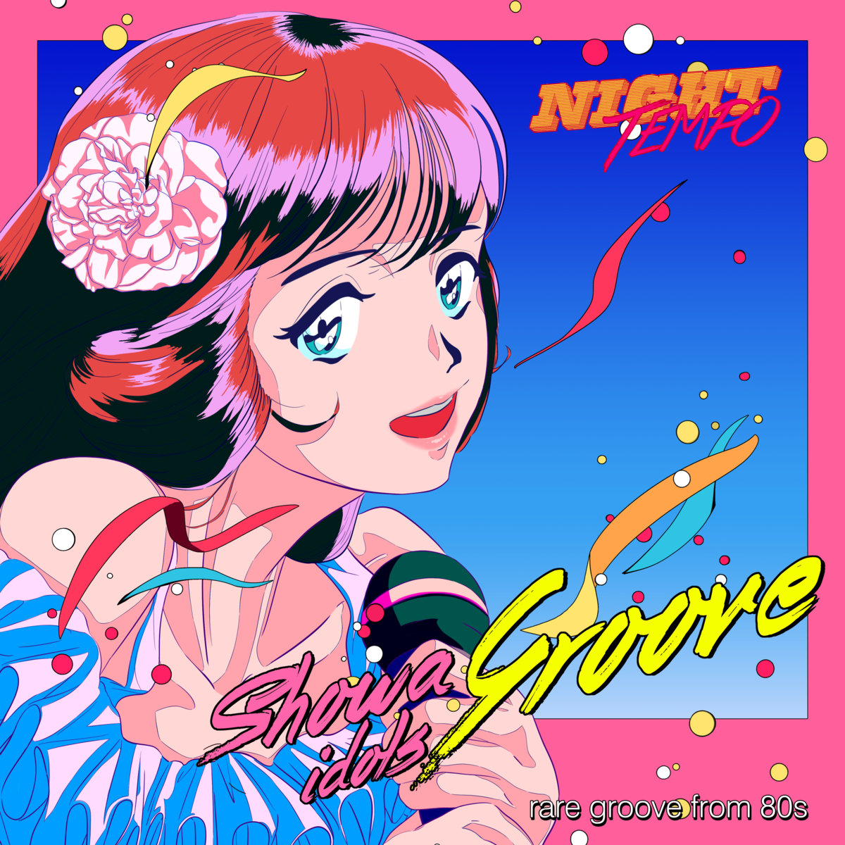 Night Tempo – Showa Idol's Groove [FLAC / WEB] [2019 03 17] – J-pop