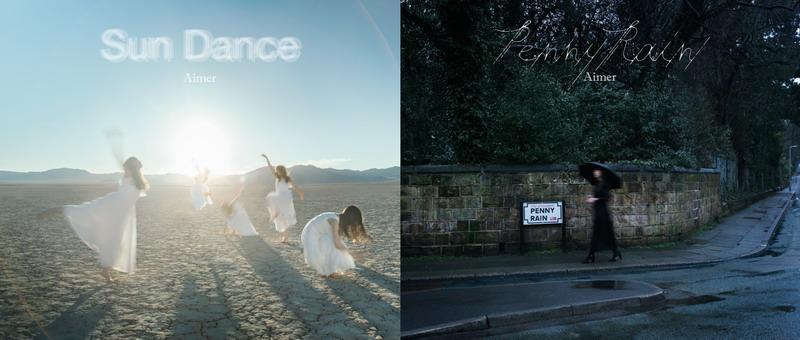 Aimer – Sun Dance & Penny Rain (2019) [Blu-Ray ISO + CD FLAC]