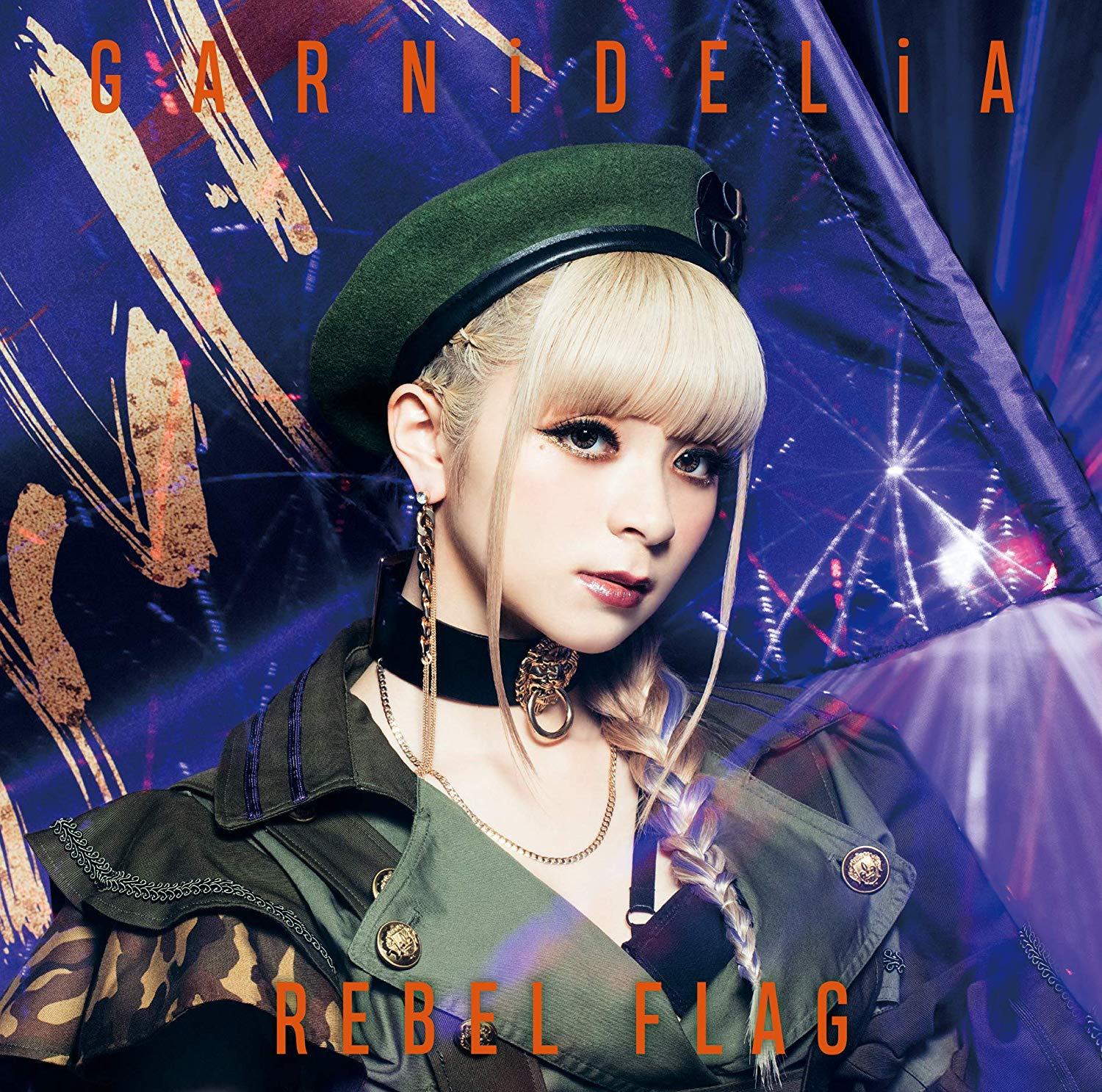 GARNiDELiA – REBEL FLAG [24bit Lossless + MP3 320 / WEB]  [2019.03.13]